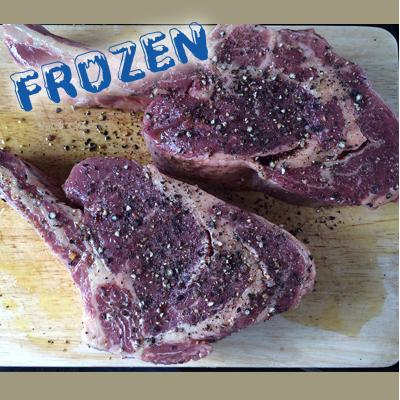 FROZEN Single Premium OP Rib - approx. 900gm-1kg