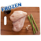 FROZEN Free Range Chicken Breast - 700-800gm - Farmers Market Limited