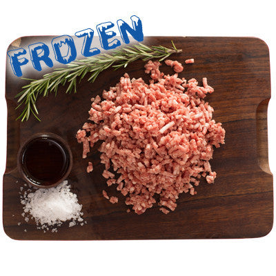 FROZEN LAMB Mince - 4 x 500gm packs ($155 per pack) - Farmers Market Limited