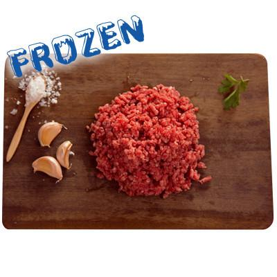 FROZEN 1 PACK - Lean Mince - 1 x 500gm pack