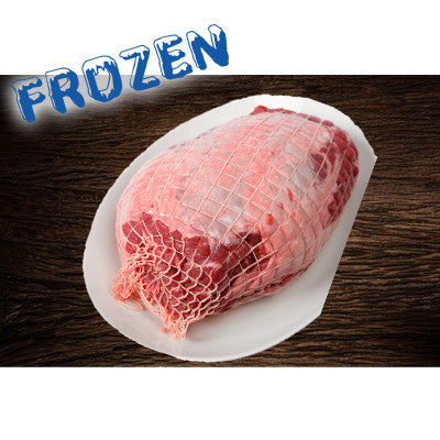 FROZEN Leg of Lamb Boneless - 2.7-3.2kg Pack - Farmers Market Limited
