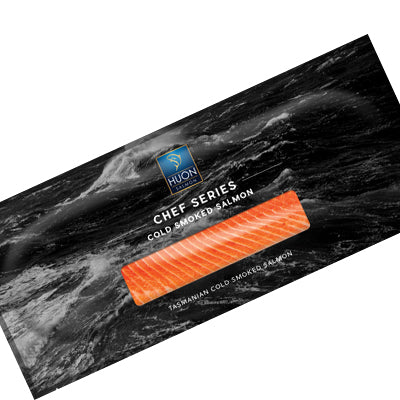 1kg side of Premium Smoked Salmon - Farmers Market Limited