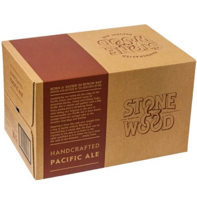 Stone & Wood Pacific Ale 24 x 330ml bottles - Farmers Market Limited