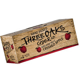Three Oaks Apple Cider - 24 bottles x 330ml - Farmers Market Limited