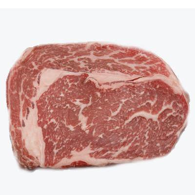 FROZEN 2 x 250gm Wagyu Rib Eye Marble M7 steak - Farmers Market Limited