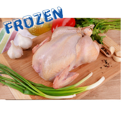 FROZEN - NZ Whole Chicken 1.4kg