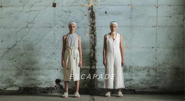 EESOME ESCAPADE SPRING '18