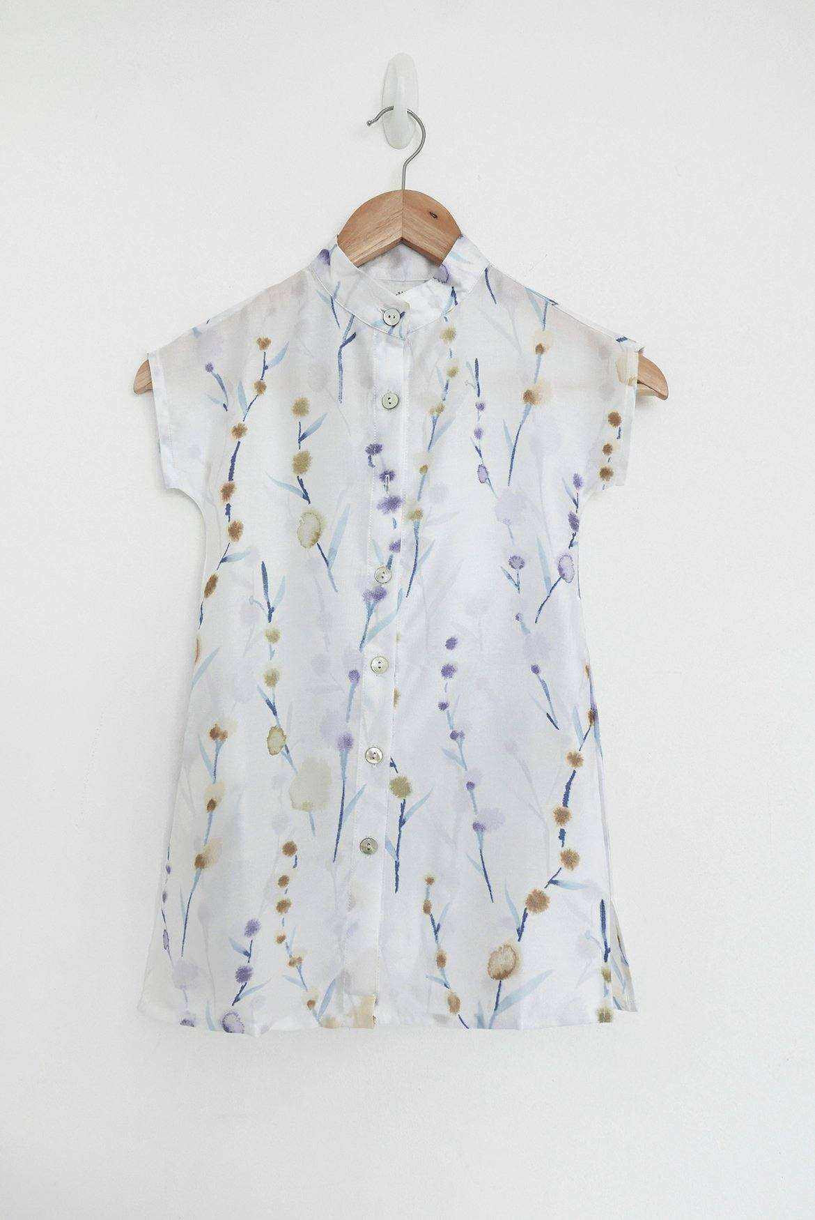Harper Printed Petit Tunic Dress