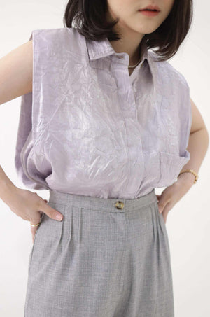 Reese Shirt French Lilac - EESOME