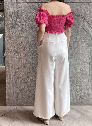 Annie Top Magenta (PO Ready 1st Feb) - EESOME