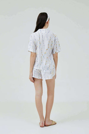 Brook Printed Shirt - EESOME