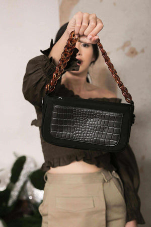 Clara Handbag Black EESOME