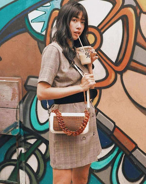 Clara Handbag Brown EESOME