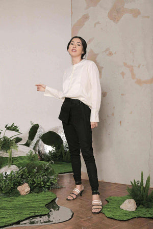 Clara Shirt Off White EESOME