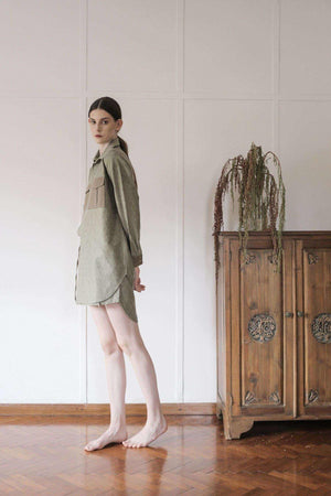 Lany Skirt Olive EESOME