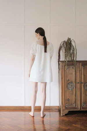 Marie Dress Off White EESOME