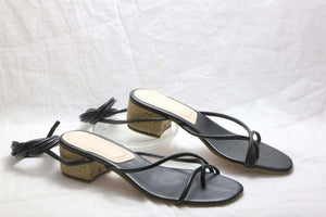 Tali Sandals Black EESOME