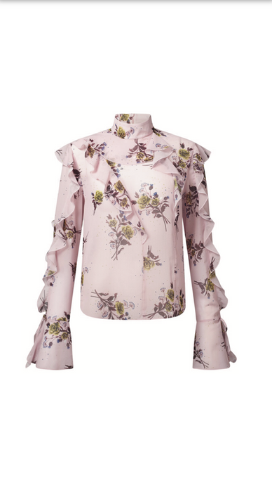 Millie Mackintosh Blush Milton Blouse