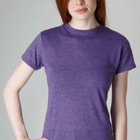 2SPRK Ladies Poly Rich Tee - 240