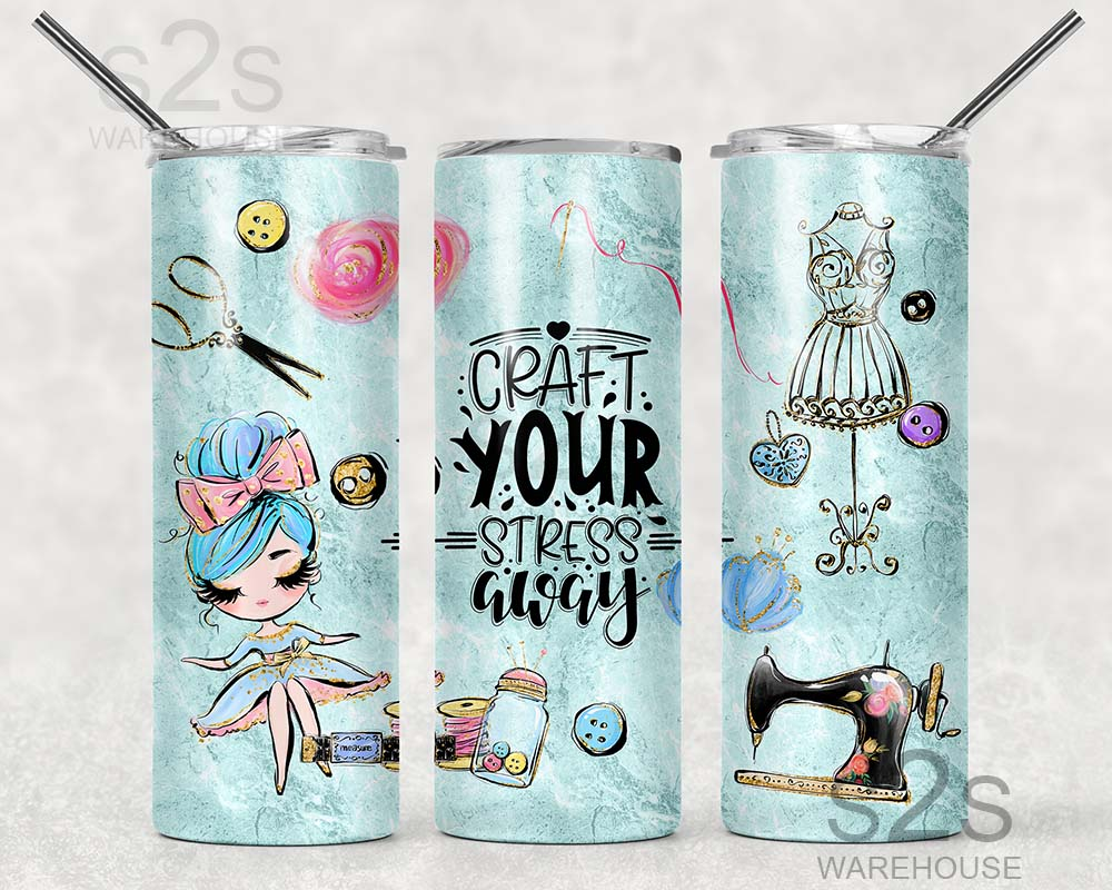 Tumbler Transfer - Crafting 139
