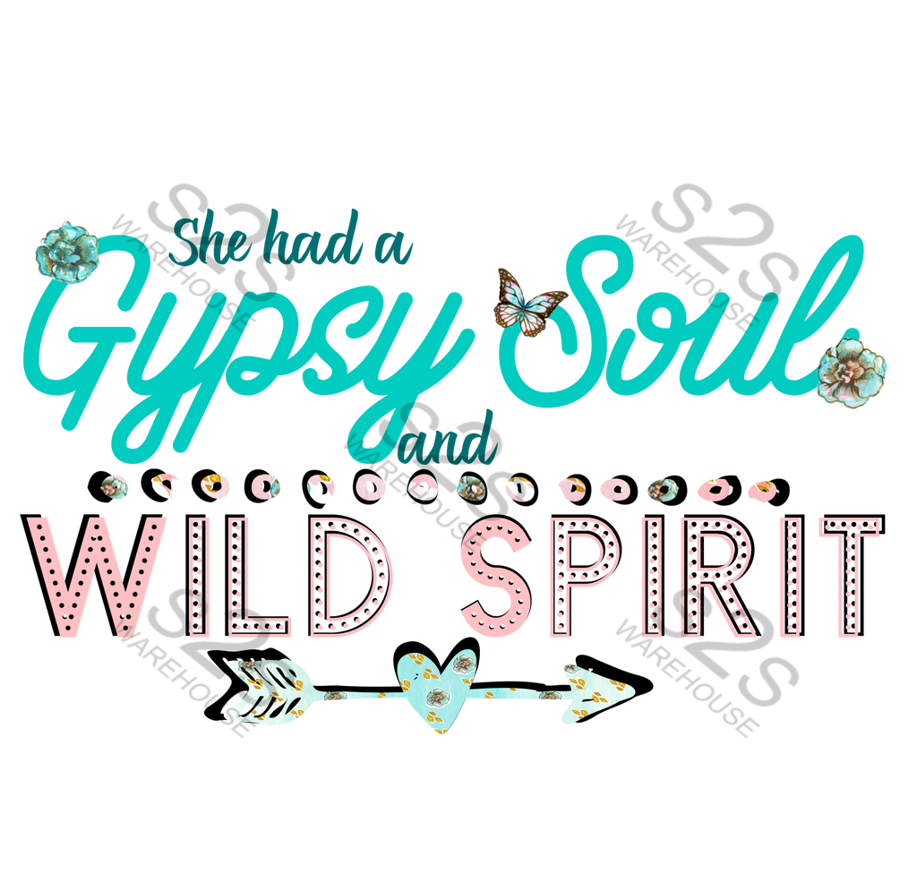Color Gypsy Soul