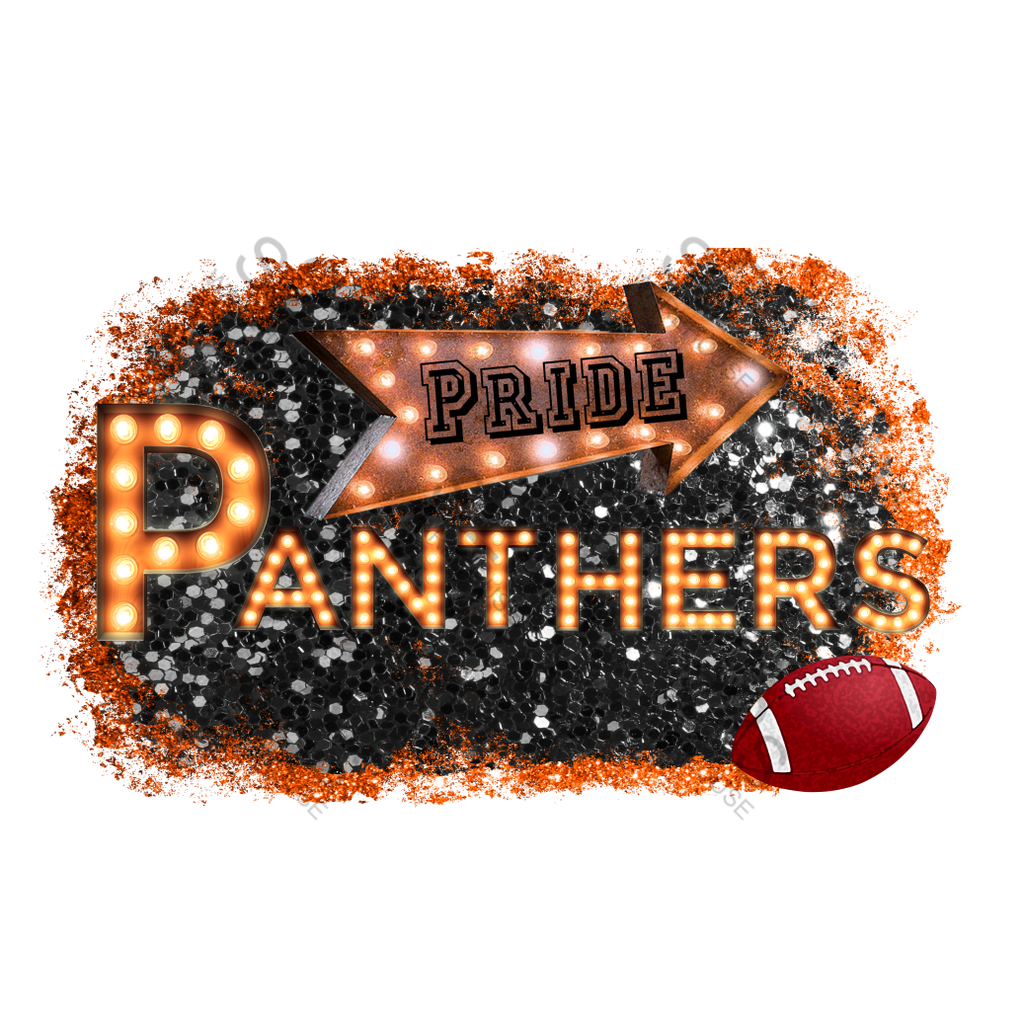 Panther Pride Orange