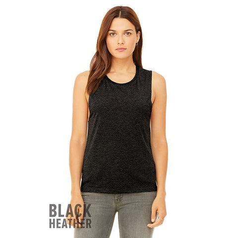 BC Flowy Scoop Muscle Tank - 8803