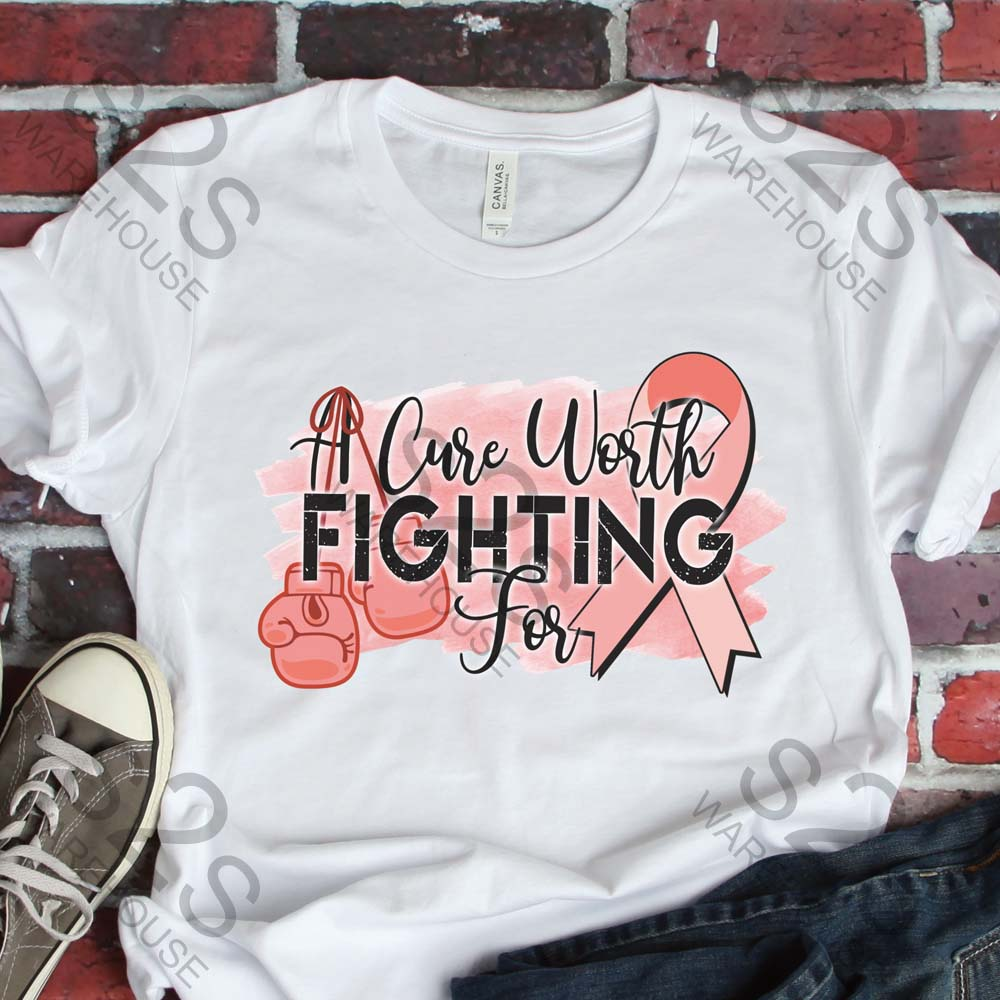 Cure Worth Fighting For Breast Cancer