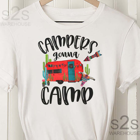 Camper's Gonna Camp