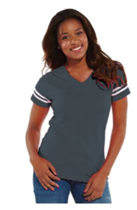 Jersey Football Shirt - Ladies LAT 3537