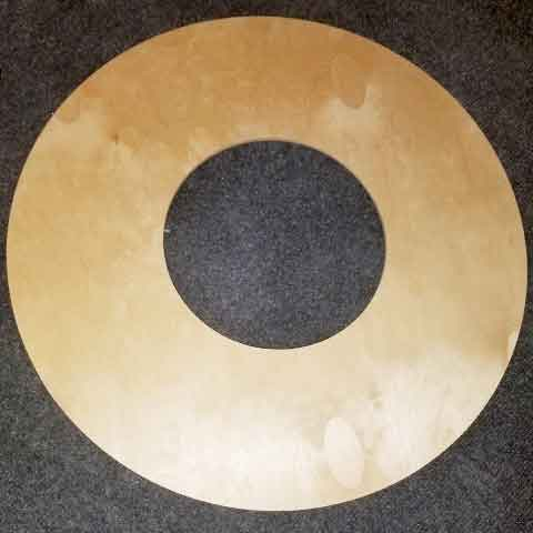 Circle Frame - Layered Insert Base