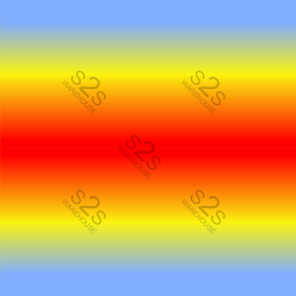 Gradient (Blue - Yellow - Red - Yellow - Blue)