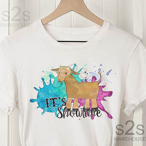 Kids Goat Showtime Shirt