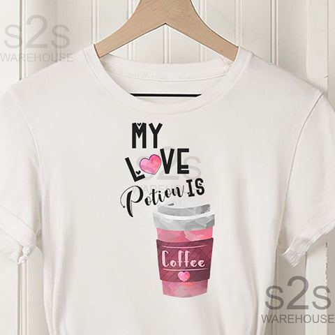 My Love Potion Is Coffee