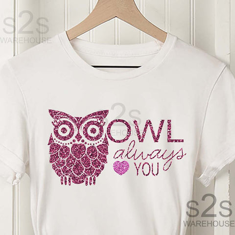 Owl Always Love You Pink