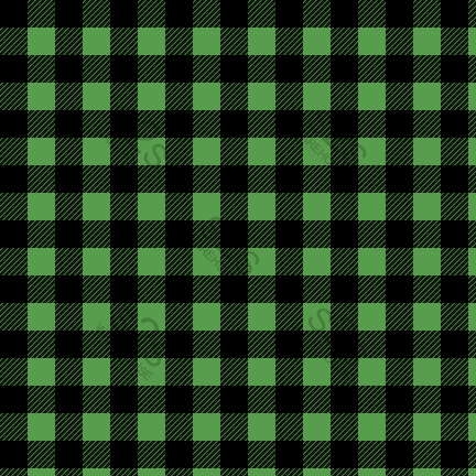 PV - Green and Black Plaid v4