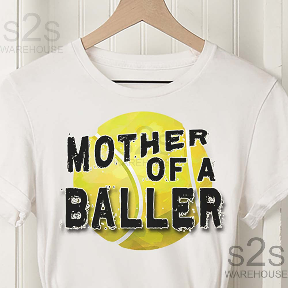 Plain Mother Baller Tennis