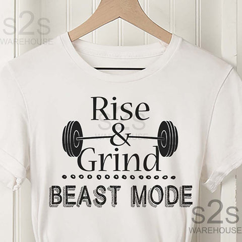 Rise And Grind Beast Mode