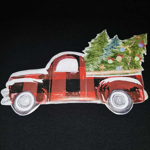 Press Ready - Truck Plaid with Tree