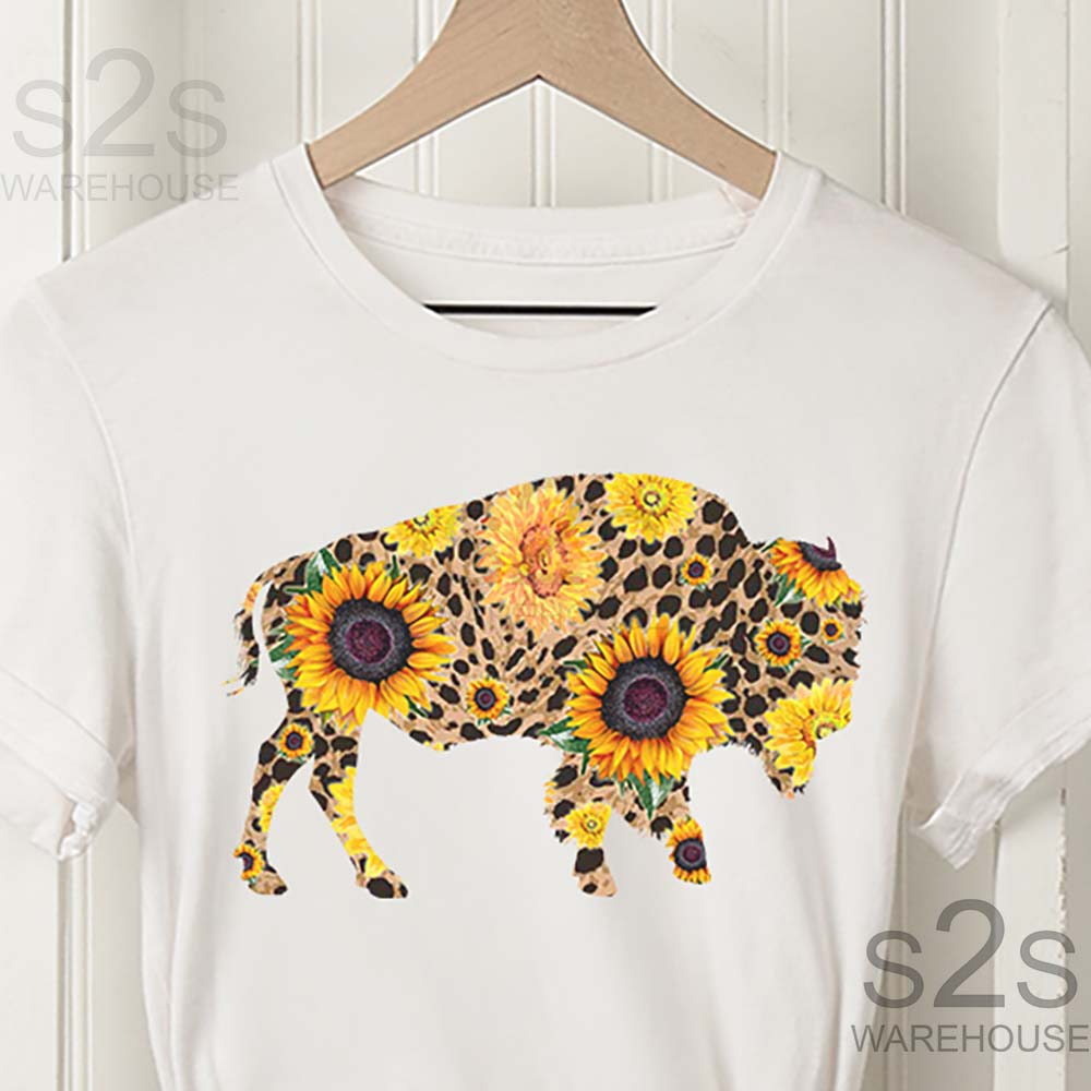 Sunflower Buffalo