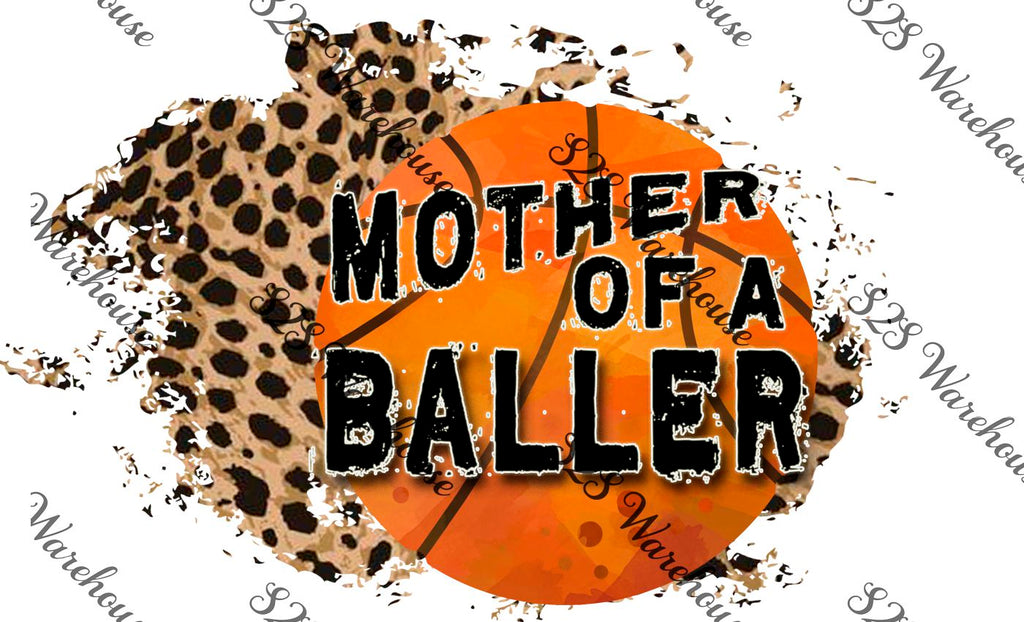 Basketball Mother Baller