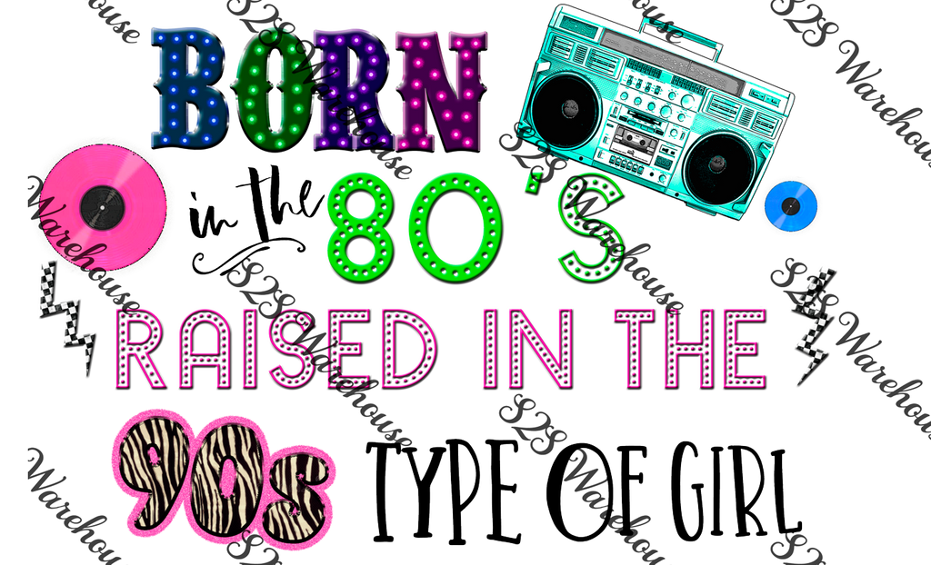 Born In 80S Raised