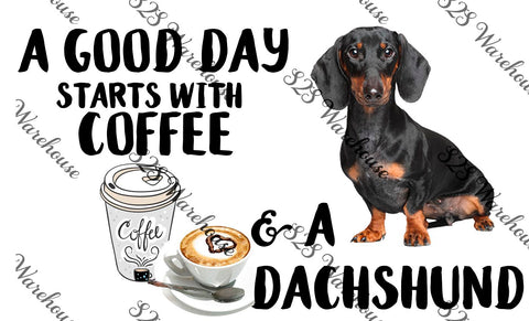 Coffee And No Dachshund