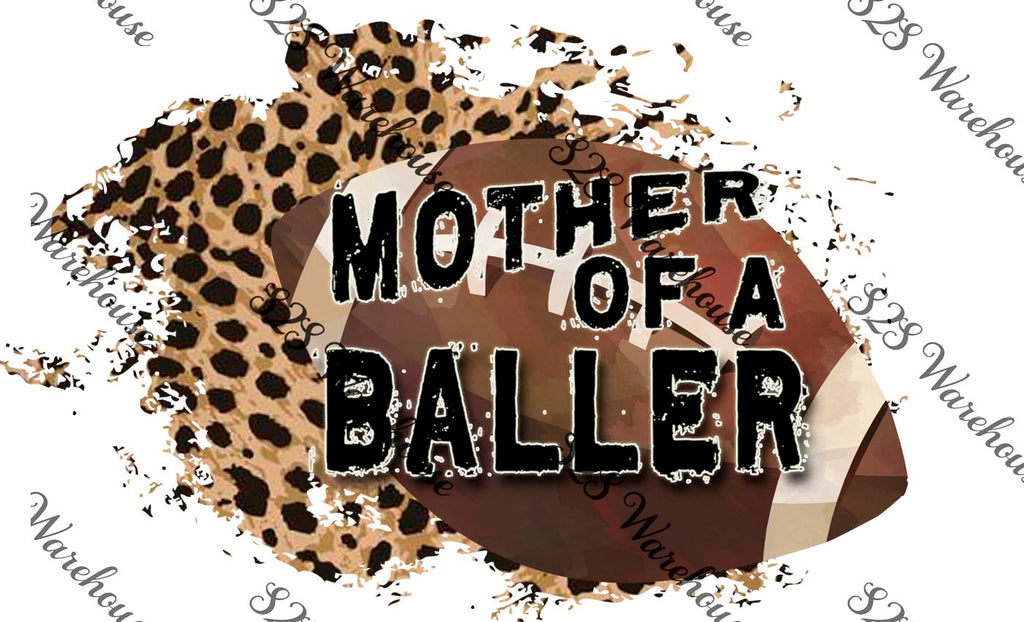 Football Mother Baller