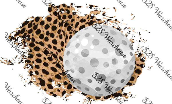 Golf Plain Leopard