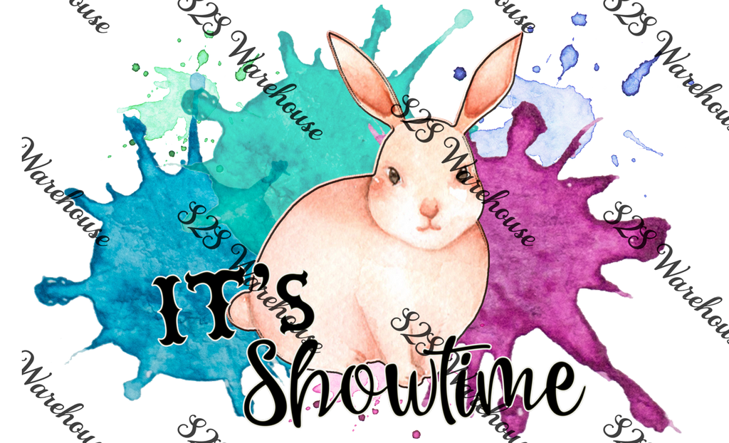 Kids Bunny Showtime Shirt