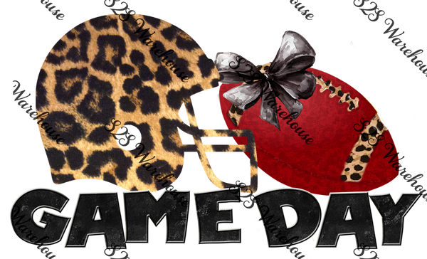 Leopard Game Day
