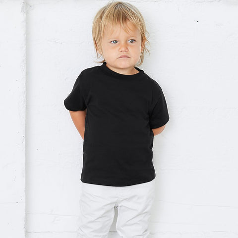 BC Fine Jersey Toddler Tee - 3001T