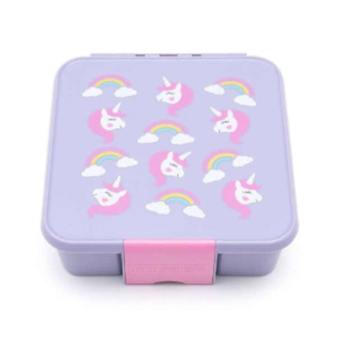 Purple Bento Box