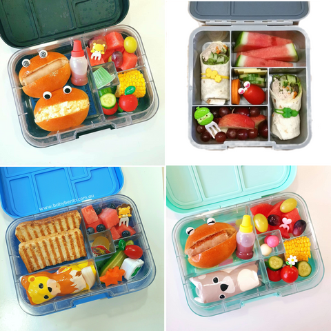 Bento Box Australian School Lunchbox Ideas